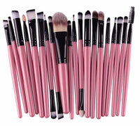 Makeup Brushes, 20pcs/set - Sassy Posh - 1