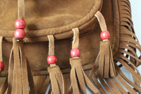 Bohemian Fringed Messenger Bag - Sassy Posh - 3