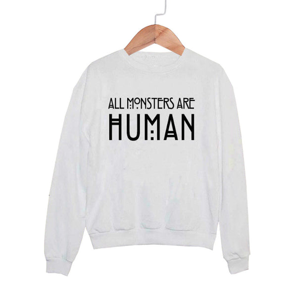 Haters Sweatshirt - Sassy Posh - 6