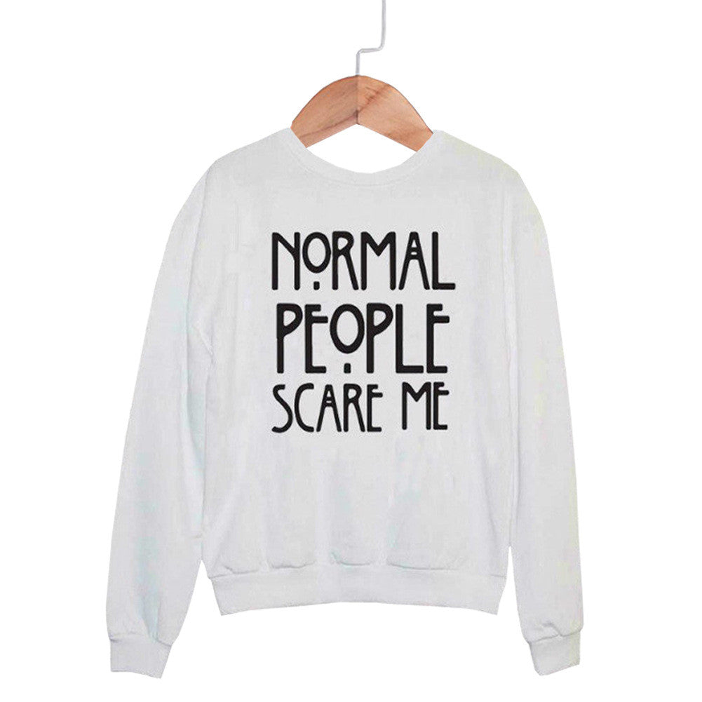 Haters Sweatshirt - Sassy Posh - 12