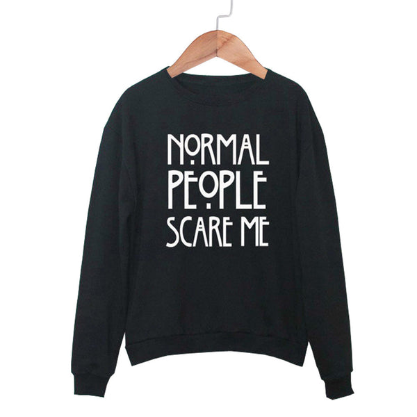 Haters Sweatshirt - Sassy Posh - 10