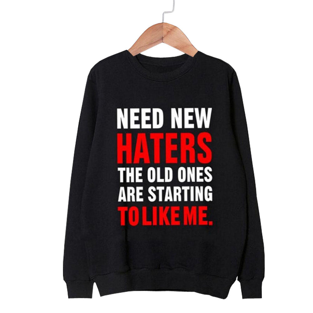 Haters Sweatshirt - Sassy Posh - 3