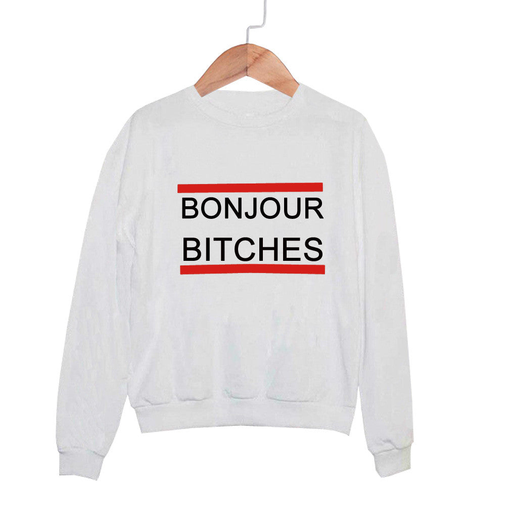 Haters Sweatshirt - Sassy Posh - 7