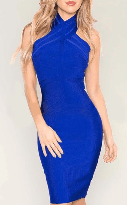 Bodycon Bandage Dress - Sassy Posh - 1