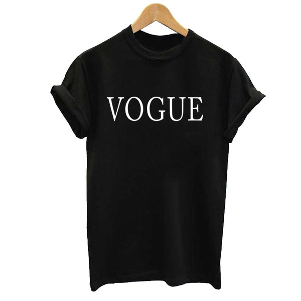 100% Cotton  VOGUE T-Shirt