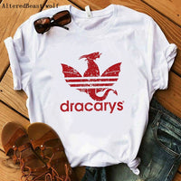 Dracarys T Shirt Game of Thrones