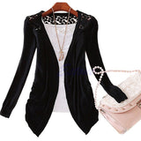 Women Knitted Cardigan Sweater