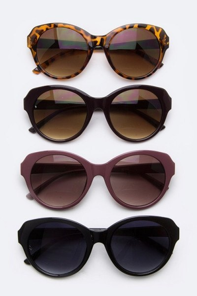 High Design Sun Glasses - Sassy Posh - 3