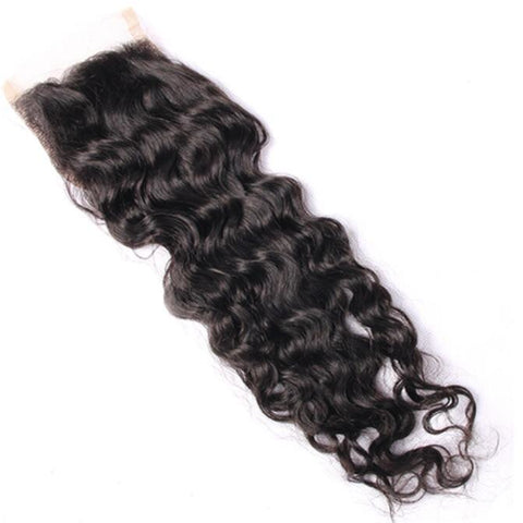 Raw Lace Closure