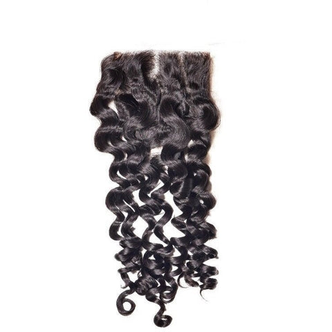 Steam Lace Closure