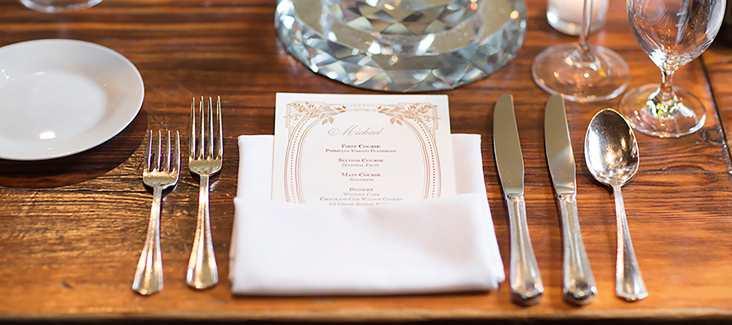 Personalized Menus