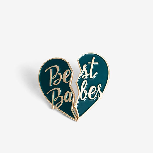 Best Babes Pin + Post