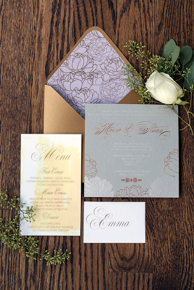 Custom Invitations