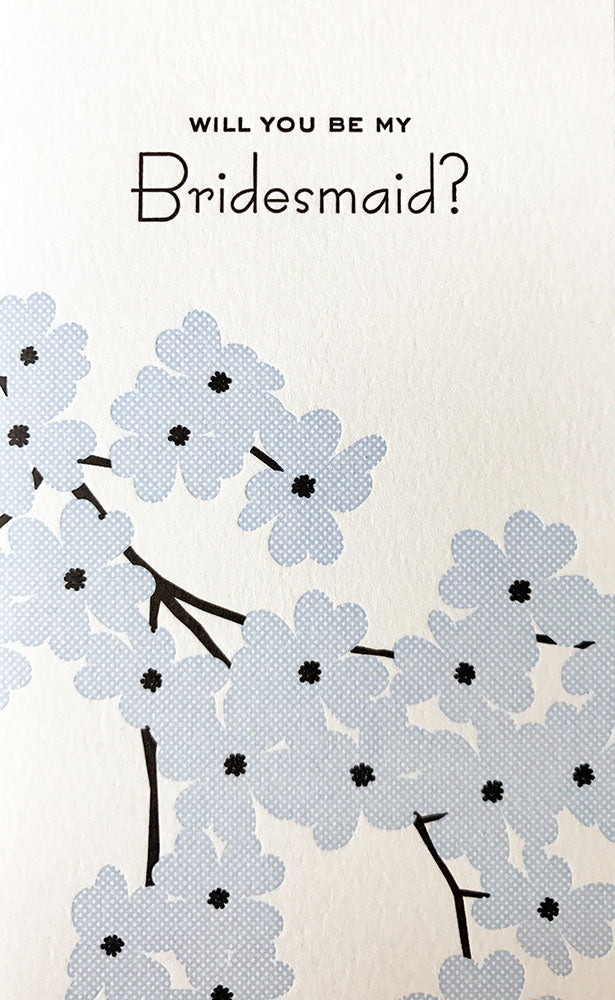 Bridesmaid Dogwood