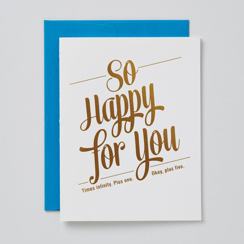 Happy Times Infinity Card