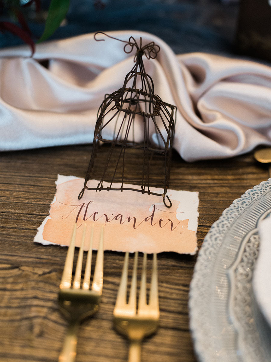 Place Cards & Seating Charts