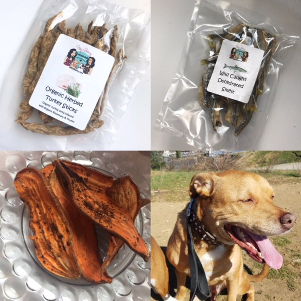 Buddy's Favorite Dyhrated Goodies- Try Them All!