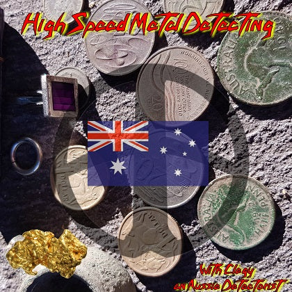 Aussie Detectorist, Australian Metal Detecting Podcast.