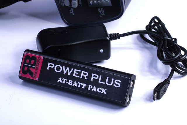 Power plus battery for garrett atpro and atgold
