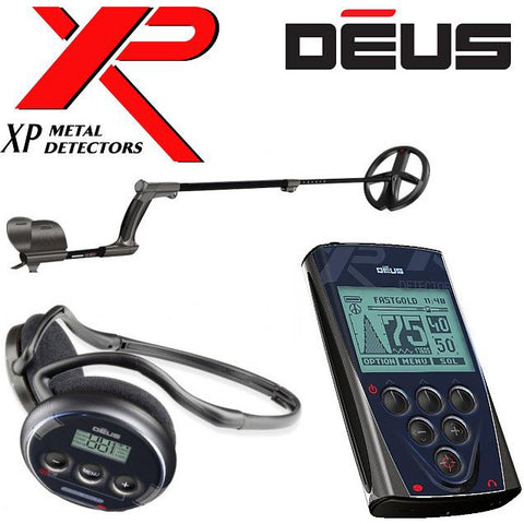 Australian XP Deus Official Dealers