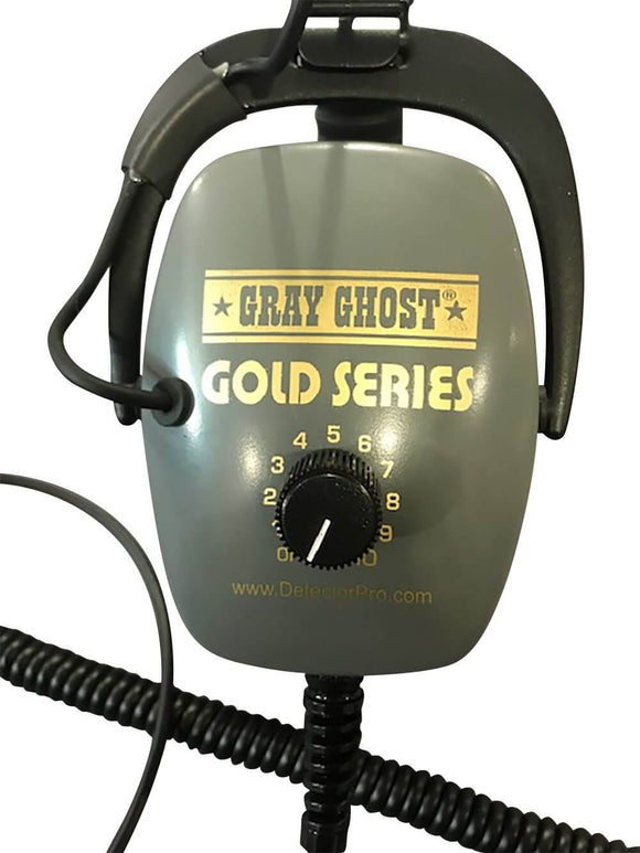 Gray Ghost Gold series 3.5mm Jack