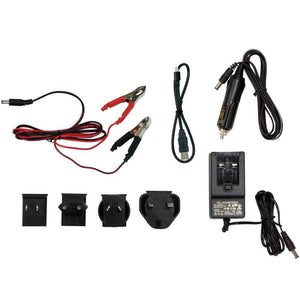 Minelab Charging Kit, Plug pack and Cables for GPZ 7000