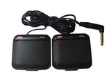 External Speaker system with 6mm plug