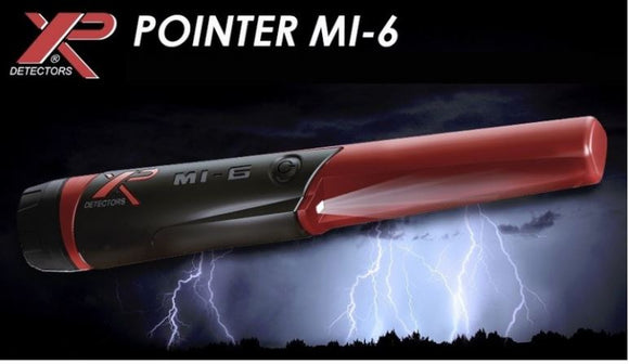 XP MI-6 Wireless Pinpointer, the closest thing to professional quality there is, guaranteed.