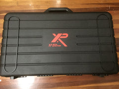 XP Detectors Hard Travel case for your XP Deus.
