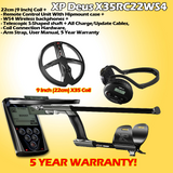 XP Deus X35 Metal Detector - Package Deals