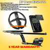 Image of ALL Packages XP Deus Metal Detector True Lightweight wireless detecting For Gold, Coins and Relics