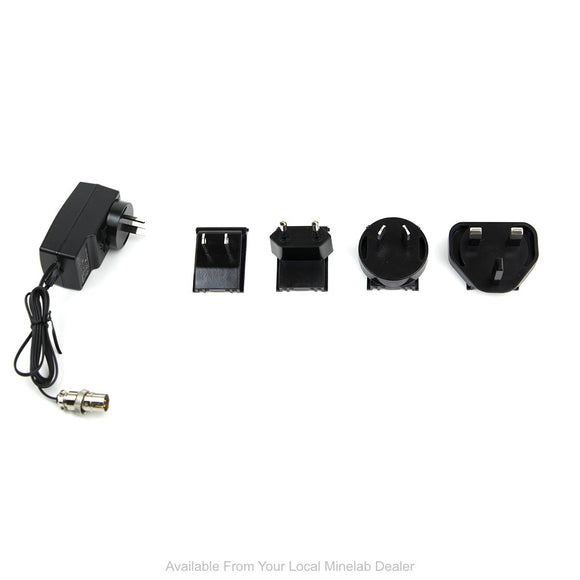 Mains Charger for GPX with Universal Plugs