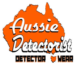 Aussie Detectorist Detector Wear Design 2LS The True Blue Coin Shooter