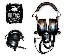 Gray Ghost Headphones BLACKWIDOW for those with hearing impairment.