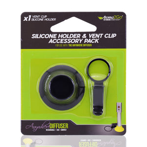 Anywhere Diffuser Silicone Holder and Vent Clip