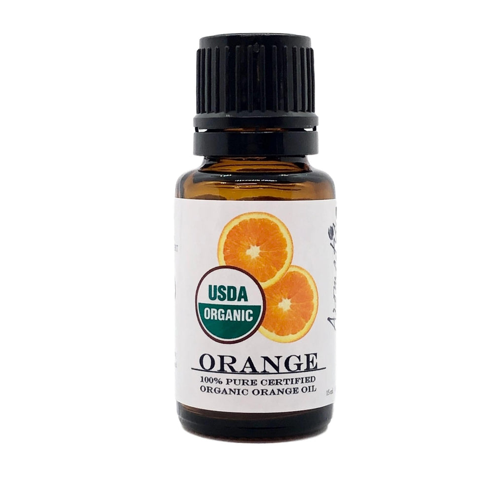 Orange Essential Oil, USDA Organic