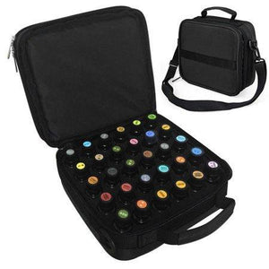 42 Oil Essential Oil Kit w/Carrying Case