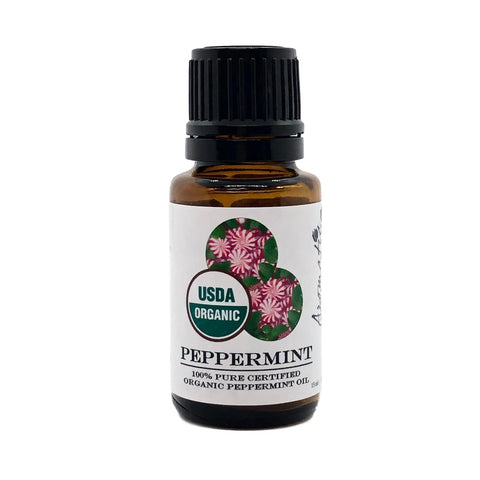 Peppermint Essential Oil, USDA Organic