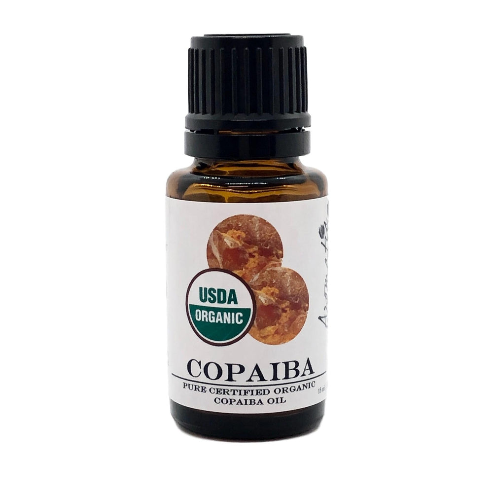 Copaiba Essential Oil, USDA Organic