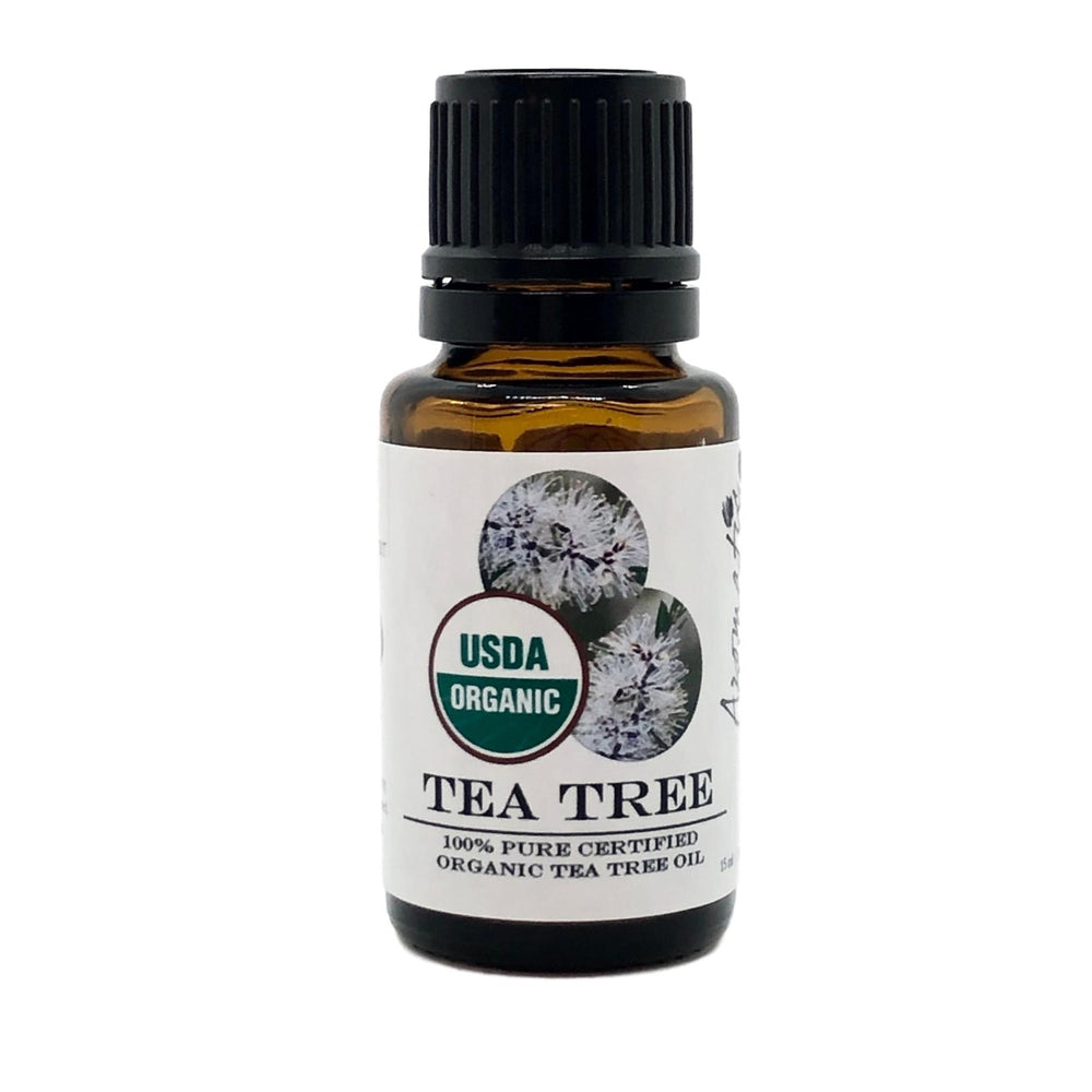 Tea Tree Essential Oil-USDA Organic