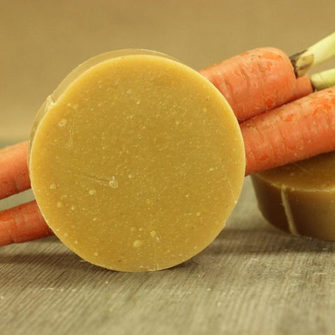 Carrot Head-to-Toe Body and Shampoo Bar
