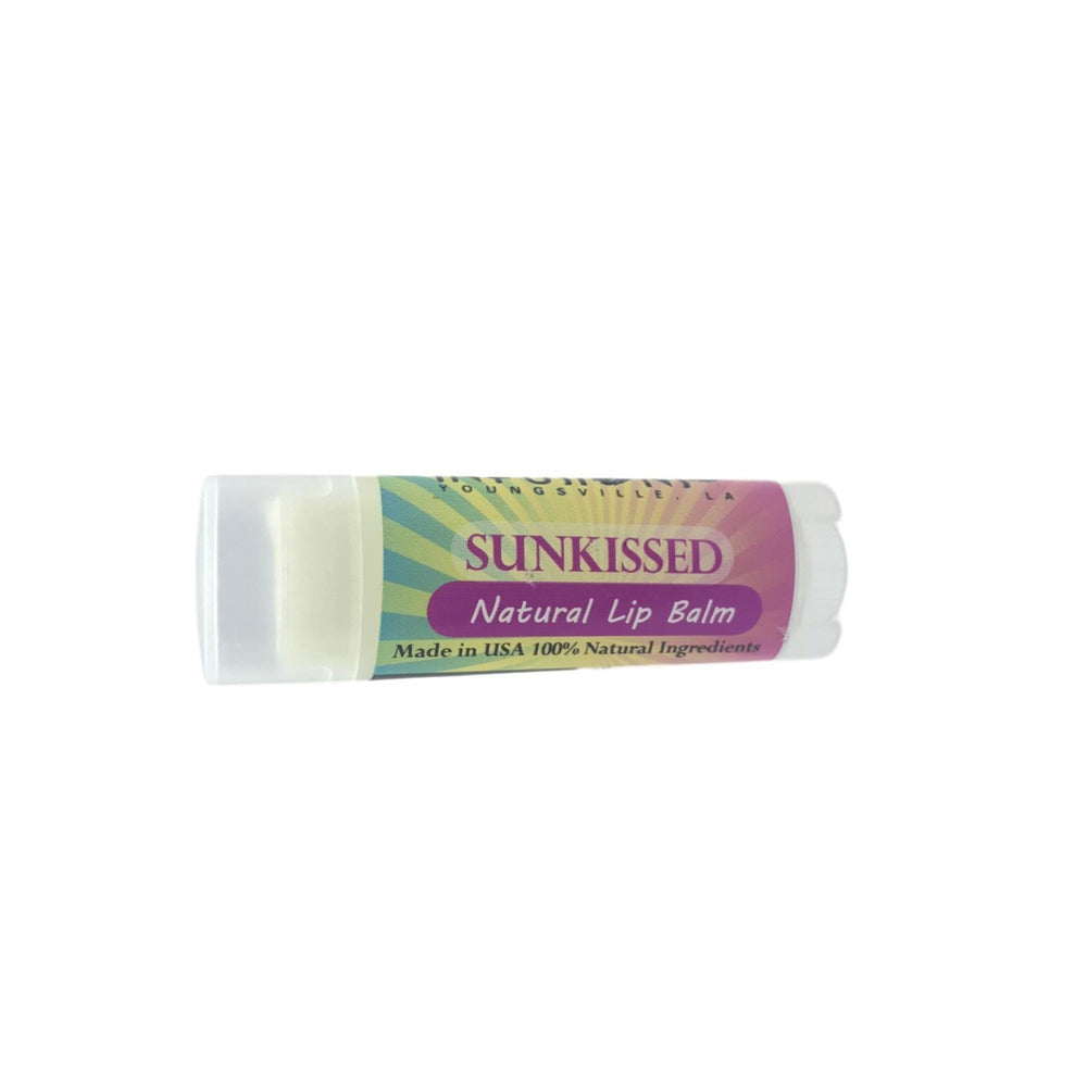 Sun Kissed Lips Oval Lip Balm