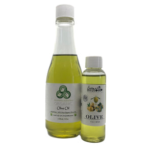 Olive Carrier Oil