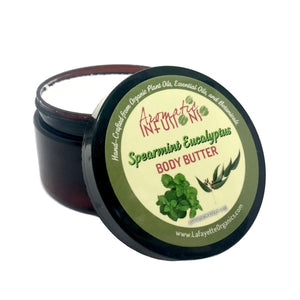 Spearmint Eucalyptus Body Butter