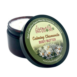 Calming Chamomile Body Butter
