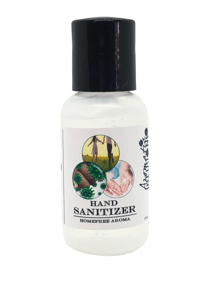 Gel Hand Sanitizer: HomeFree 1oz