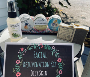 Facial Kit-Oily Skin