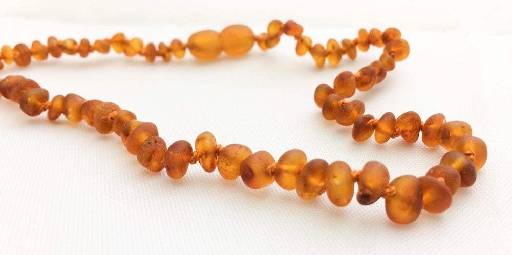 Amber Necklace - Baby
