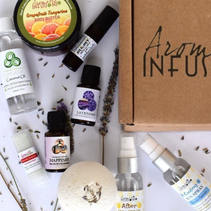 Aromatic Infusions Subscription Box