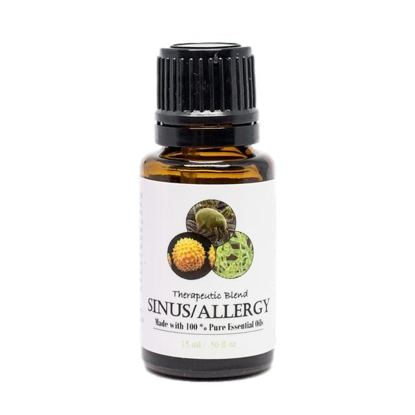 Sinus & Allergy Blend 15ml